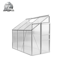 6063 superior anodized aluminium extrusion greenhouse