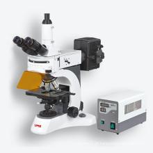 Microscópio fluorescente de laboratório U-800F