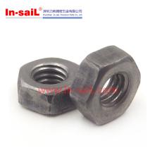 Porcas sextavadas pesadas de aço inoxidável (ASTM A194)