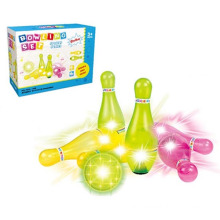 Высокая спортивная игра класс игрушки Боулинг комплект с музыкой и светом (10233146)