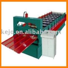 Máquina formadora de rolo para folha de telhado trapezoidal