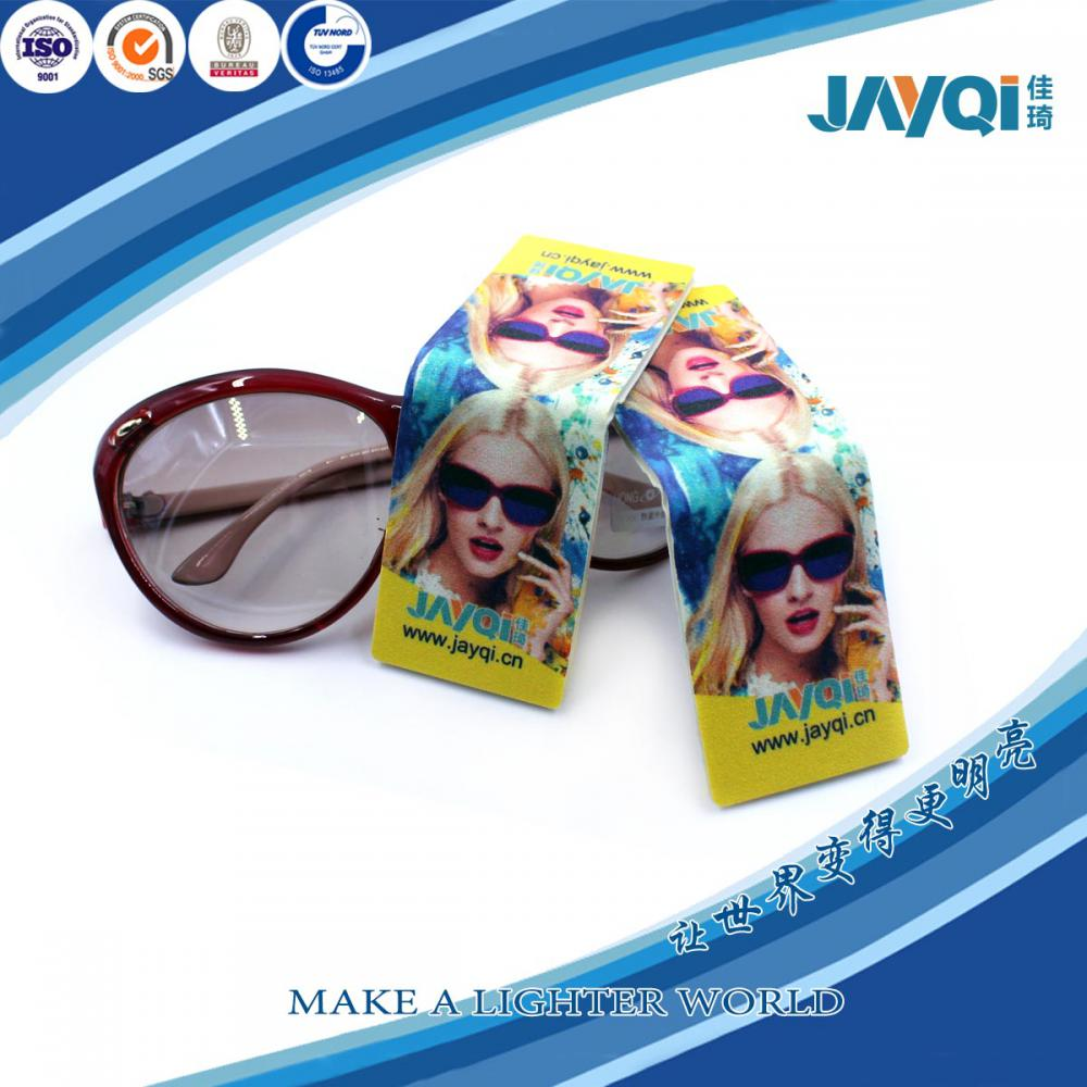 Digital Print Multi Functional Sunglasses Cleaner