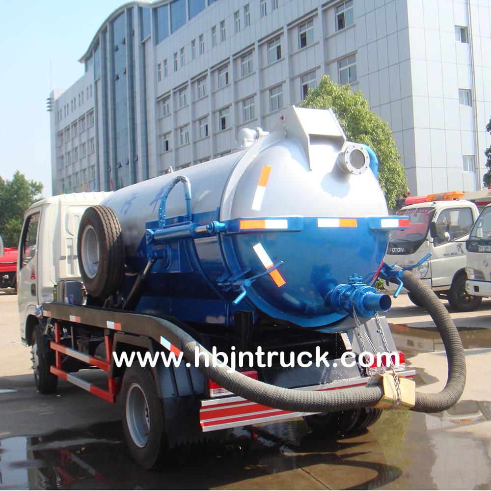 Sewer Drainage Truck