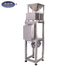 Detector de metais do encanamento do separador do metal do objeto do pó para a indústria alimentar