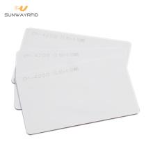 125Khz EM4200 RFID White Card