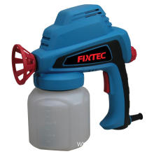 Electric power airless paint sprayer