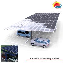 Montage professionnel solaire PV Carport (GD57)