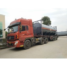 30FT ISO Hydrochloric Acid Tank Container