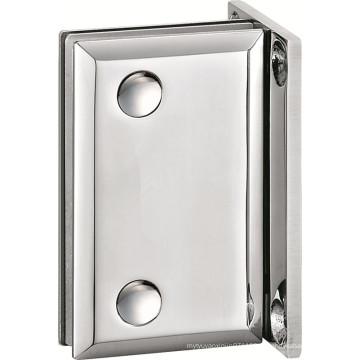 Dobradiça da porta do chuveiro do aço inoxidável Acessórios do banheiro Dobradiça