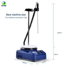 Agitateur magnétique d'affichage numérique de laboratoire de 280 degrés avec la plaque chaude MS-H280-Pro