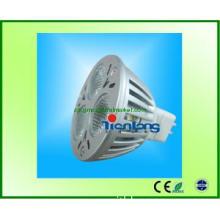 LED Spotlight  MR16 3x1W Lamp
