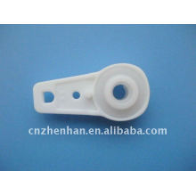 Awning components-Plastic curtain runner-curtain track runner with steel bead inside for awning accessories