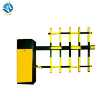 Automatic Traffic Barrier Parking Barrier with Fence