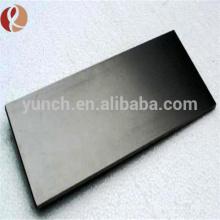 Feuilles d'acier de tungstène