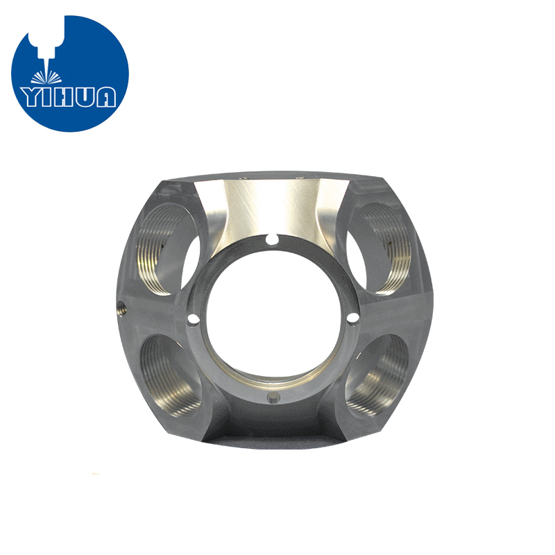 5 Axis Machined Aluminum Round Part