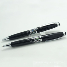Fashion Engrave Ball Pen Decorative Shell Ballpoint Pens