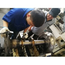 Professional Overhaul Service for Voith Couplings