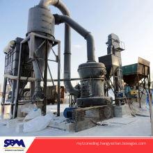 High Pressure calcium carbide plant