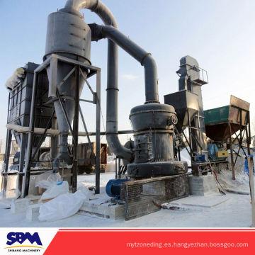 Planta de carburo de calcio de alta presión