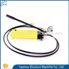 Pompe à main manuelle hydraulique d'usine de haut débit d'usine de Kashon