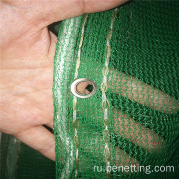 Green Scaffold Net For Construction