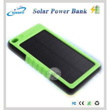 Best Selling Solar Power Bank 8000mAh Charger for Smartphone