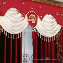 La manera 2016 bordó la cortina de la decoración de la etapa del diseño