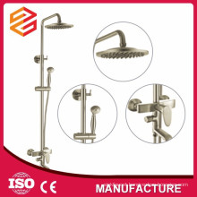 shower mixer set rain rod shower complete set
