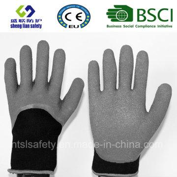 Nylon Latex Labor Protection Glove