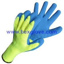 Термообработка перчаток