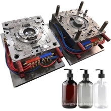precision mould for aluminium extrusion design custom plastic blow cosmetic bottle mold