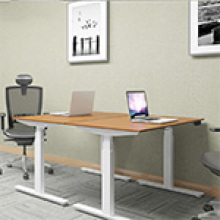 Sit And Stand Table Height Adjustable Desk