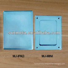 3d mobile phone case mould pad covers mould steel mould