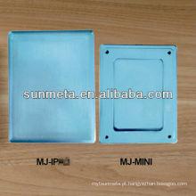 Caixa do telefone móvel 3d almofadas do molde cobrir molde de aço do molde