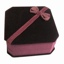 Бумажная коробка, шкатулка для ювелирных изделий, шкатулка для ювелирных изделий 85