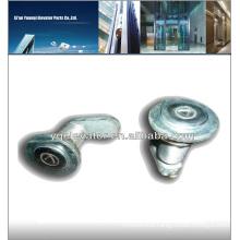 goods elevator lock, elevator door mechanical lock, elevator door lock contact