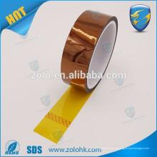 Полиимидная лента для силиконовой пленки на оптовом рынке с чувствительной к давлению