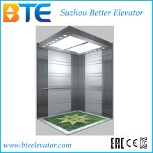 Хорошее оформление Eac и пассажирский лифт с высокой нагрузкой с малым машинным залом