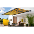 toldo retractable manual moderno