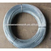 Fabricantes chinos utilizando alambre de acero de 6,5 mm en bobina SAE1008 alambre estirado en frío