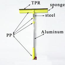 профессиональные инструменты для чистки окон, скребок пол с резиновым лезвием
