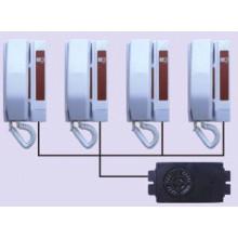 Piezas del elevador, levantar piezas---Intercom de 5 maneras