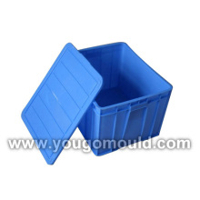 Turn Over Box Mold-fish crate mold