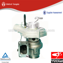 Turbocompresor Geniune Yuchai para G2000-1118100-135