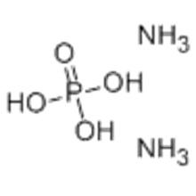 Fosfato Diammonium CAS 7783-28-0