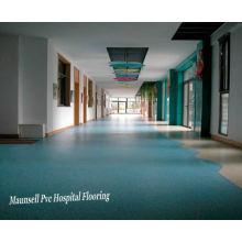El más barato 2017 Venta caliente PVC Roll Hospital y piso médico