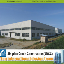 Almacenes de estructura de acero prefabricado de bajo costo