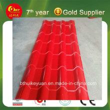 Hky -836 Glazed Tile Cold Roll Former