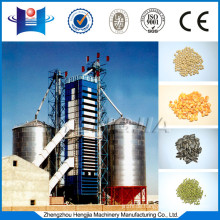 Newest mini tower type buckwheat dryer with CE certificate