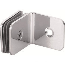 90 Degree Glass to Glass Shower Glass Door Hinge